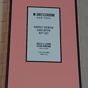 リピリピ☆ドレス&リビングクリアパフューム@W.DRESSROOM