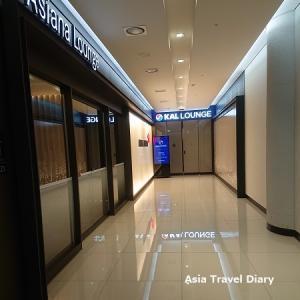 金浦空港・KAL(大韓航空)ラウンジ利用しました(2020年1月)