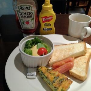 ハードロックカフェ 上野駅店《モーニング》