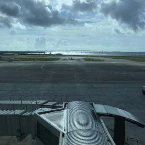 【沖縄観光】まさかの停電?リニューアルした那覇空港国際線ターミナルを探検!