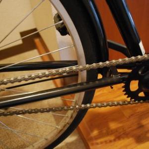 はじめての自転車チェーン交換
