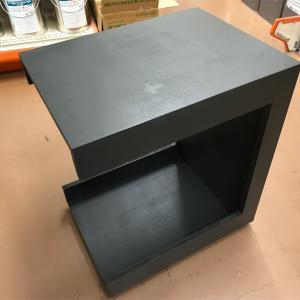 DIYサイドテーブル塗装のアドバイス