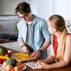 料理上手な男性を見極めるために・些細なところで判断できる内容も