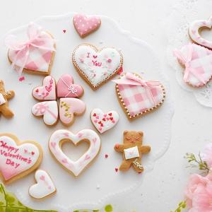 【一般募集開始】あと1名様!!今年のバレンタインはチョコじゃなくてアイシングクッキーを♡