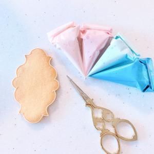 イニシャルモチーフクッキーが好きな人〜?