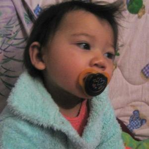 娘が風邪を引い2日目!熱も下がって順調に回復しているみたい!