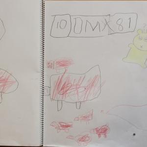 0MX81:5歳11カ月④ 子供はアホ?(そうじゃないお子様もいますが)