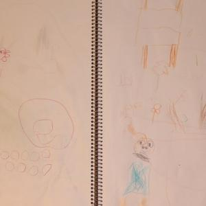 0mx01:6歳0カ月③ ついに、描いて考えた!