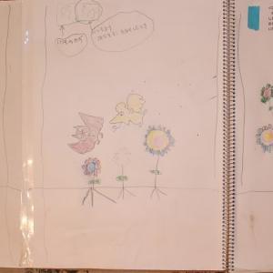 0mx21:6歳0カ月⑥ 「無い」を描いた!