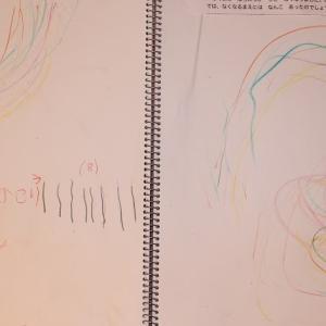 0MX52:5歳7ヵ月④ 自分から勉強すると(一応)言った!