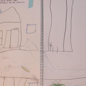 0MX51:5歳9カ月① ストーリーが出てきた