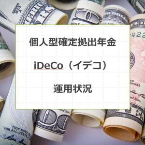 個人型確定拠出年金(iDeCo)の運用状況確認_2019年2月