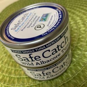 水銀の含有量が少なく安心なツナ缶
