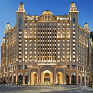マリオットのカテゴリー1とは思えないクラブラウンジがある高級ホテル!実質4000ポイントから無料宿泊可能!