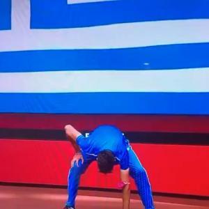 【海外の反応】男子幅跳び金メダリストの『ワンピース』ポーズが世界中で話題に「名前もルフィと関連がある」