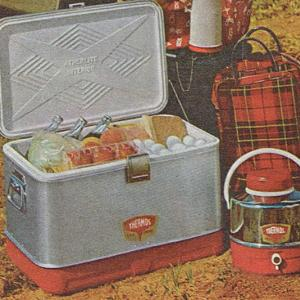 THERMOS Vintage Campinggears(2)