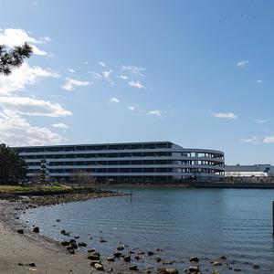青空カフェ【大井埠頭中央海浜公園】