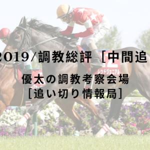 【菊花賞 2019/調教総評[中間追い切り]】