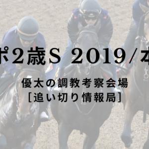 【東スポ2歳S 2019/本命馬】