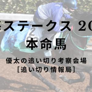 【東海ステークス 2020】 本命馬