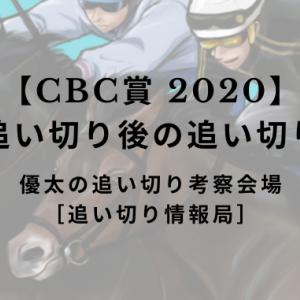 【CBC賞 2020】最終追い切り後の追い切り評価