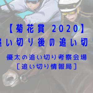 保護中: 【菊花賞 2020】最終追い切り後の追い切り考察