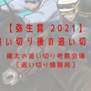 【弥生賞 2021】最終追い切り後の追い切り考察