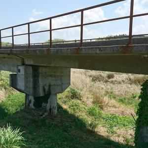 今福線 未成線の鉄道構造物群