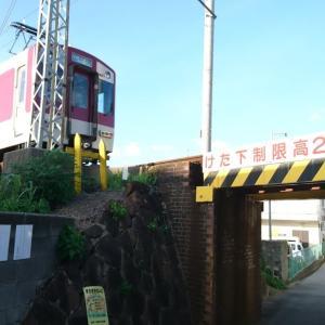 近鉄道明寺線の鉄道構造物群