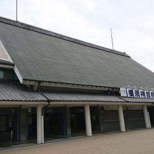 橿原神宮前駅 中央口駅舎