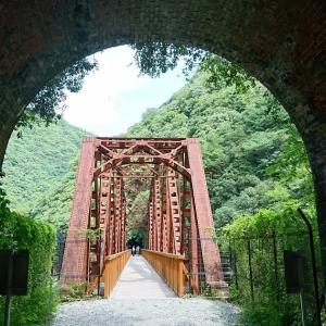 福知山線 旧線跡の鉄道構造物群