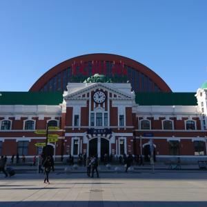 旧奉天駅舎
