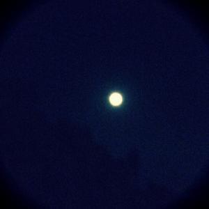 月がとても綺麗/沼津愛鷹