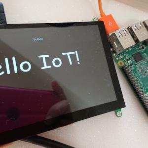 中1息子くんラズパイにWindows10 IoT Coreを入れてアプリを作って動かす