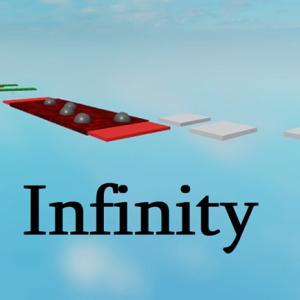 中1息子くんROBLOXのアスレチックゲーム『Infinity Obby』を作った
