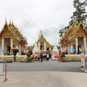 ワットカサッターウォラウィハーン(วัดกษัตราธิราชวรวิหาร・Wat Kasatrathirat)