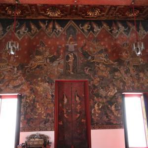 ワットスワンダーラーム(วัดสุวรรณดารารามราชวรวิหาร・Wat Suwandararam)/ 現チャクリー王朝によって修復、再興された仏教寺院、壁画は必見の美しさを誇る!