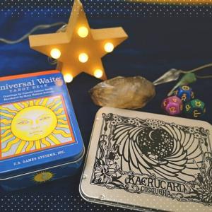 11月30日双子座満月(月食)のカード引き