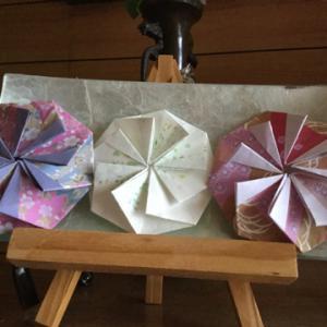 折り紙のポチ袋