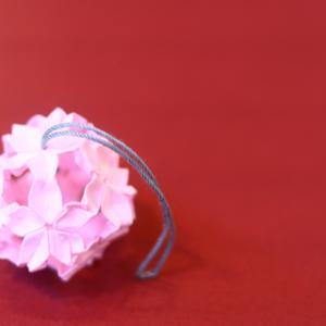 桜玉🌸で簪を作りたい
