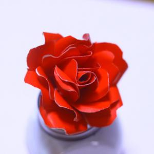 薔薇🌹メモ用紙でできる〜作り方②