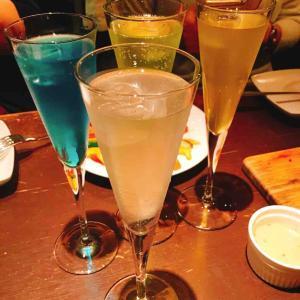 誕生石カクテル付3時間飲み放題プランで女子会~新宿 6 Connection Dining