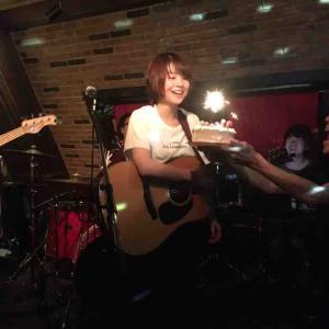 橋本桃子 LIVE@渋谷Ruby Room