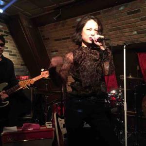SAMURAI MONROE LIVE@渋谷RUBY ROOM