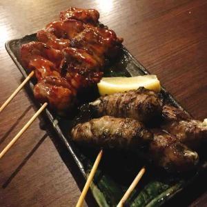 ワカコ酒でワカコが焼き鳥を長嶋食いしたお店~中野富士見町 ミヤザキ商店