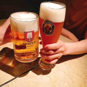 ドイツビール飲み放題を楽しむ~東京 フランツクラブ