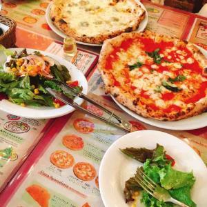 南海キャンディーズの山ちゃんも良くテレビで紹介していたピザ屋さん ~東中野 ピッツェリア チーロ