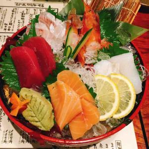 お肉も魚も食べたかったのでここに決めた~中野坂上 鍛冶屋文蔵