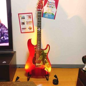 細々とギター練習をしています