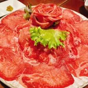 しゃぶしゃぶが絶品!牛タンコース料理を堪能~下北沢 夏火鉢